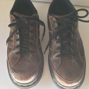Dr Marten lace up shoes